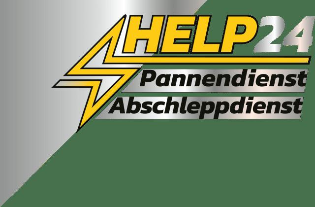 HELP24 Pannendienst Abschleppdienst Logo
